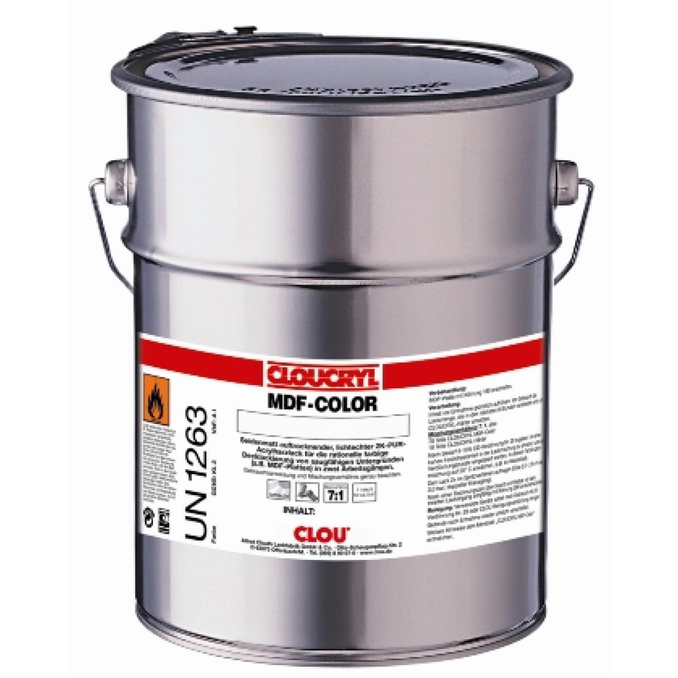 Cloucryl mdf color farbige gestaltung von saugf higen for Mdf colors