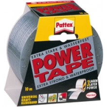 Pattex Power Tape 50mm silber